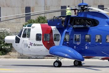 G-BGWK - Bristow Helicopters Sikorsky S-61N