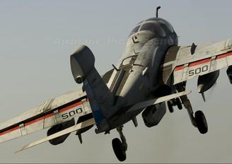 161347 - USA - Navy Grumman EA-6B Prowler