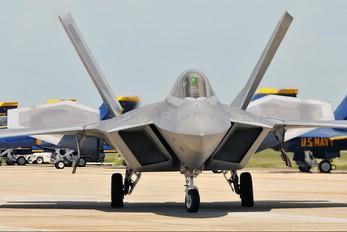 03-4053 - USA - Air Force Lockheed Martin F-22A Raptor