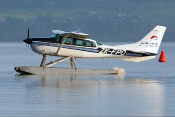 ZK-FPO - Volcanic Air Safaris Cessna 206 Stationair (all models)