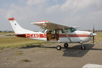 I-CANO - Private Cessna 206 Stationair (all models)