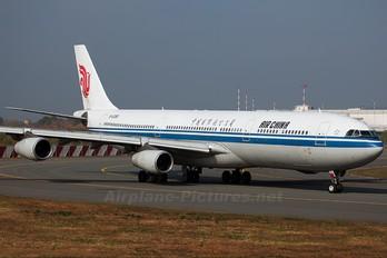 B-2390 - Air China Airbus A340-300