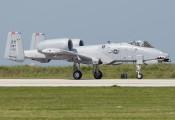 81-0967 - USA - Air Force Fairchild A-10 Thunderbolt II (all models) aircraft