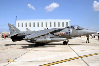 ZG508 - Royal Air Force British Aerospace Harrier GR.9