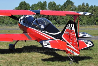 N410KS - Private Pitts Model 12