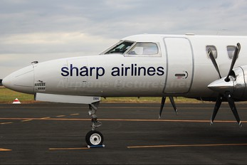 VH-SWK - Sharp Airlines Fairchild Dornier SA-227DC Metro23