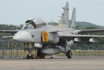 70103 - Thailand - Air Force SAAB JAS 39D Gripen