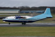 UR-DWF - Meridian Aviation Antonov An-12 (all models) aircraft