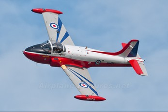 G-BVEZ - Newcastle Jet Provost Group BAC Jet Provost T.3 / 3A