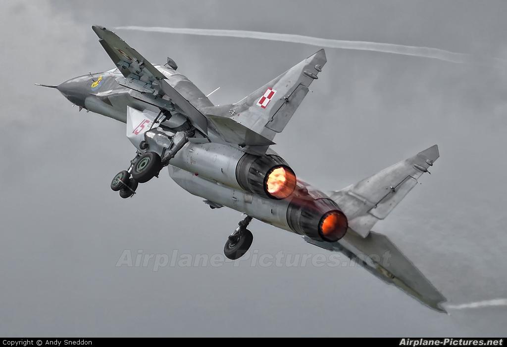 Poland - Air Force 15 aircraft at Yeovilton