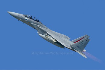 715 - Israel - Defence Force McDonnell Douglas F-15D Eagle