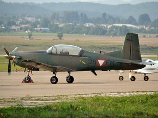 3H-FM - Austria - Air Force Pilatus PC-7 I & II