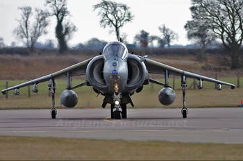 ZG859 - Royal Air Force British Aerospace Harrier GR.9