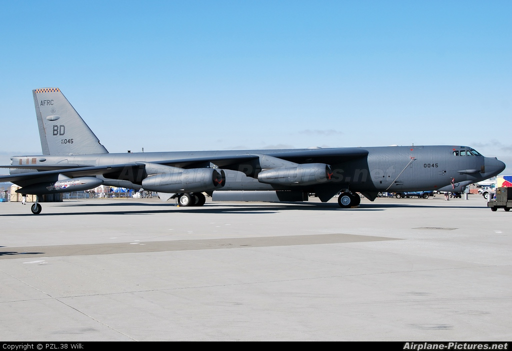 USA - Air Force 60-0045 aircraft at Travis AFB