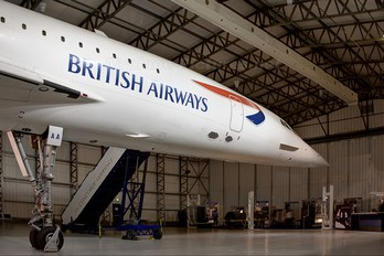 G-BOAA - British Airways Aerospatiale-BAC Concorde