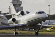 N900SN - Private Dassault Falcon 900 series aircraft