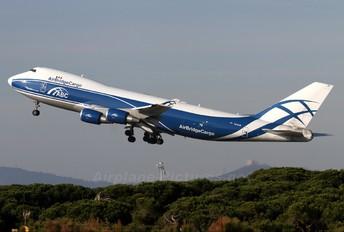 VQ-BJB - Air Bridge Cargo Boeing 747-400F, ERF
