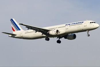 F-GTAN - Air France Airbus A321