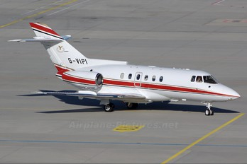 G-VIPI - Executive Jet Group British Aerospace BAe 125