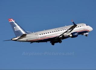 N125HQ - US Airways Express Embraer ERJ-170 (170-100)