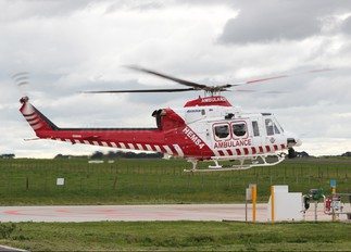 VH-VAO - Private Bell 412EP