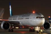 ZK-OKM - Air New Zealand Boeing 777-300ER aircraft