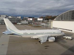 A7-MHH - Qatar Amiri Flight Airbus A319 CJ