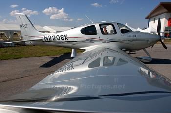 N220SX - Cirrus Aviation Cirrus SR22