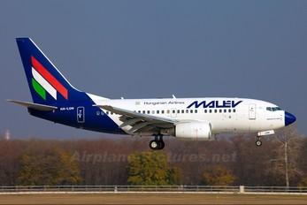 HA-LON - Malev Boeing 737-600