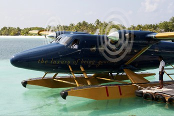 8Q-TMZ - Trans Maldivian Airways - TMA de Havilland Canada DHC-6 Twin Otter