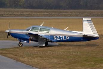 N27LP - Private Mooney M20K