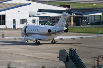 LX-PMA - Premiair Bombardier BD-100 Challenger 300 series