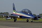 "MM 54517 - Italy - Air Force ""Frecce Tricolori"" Aermacchi MB-339-A/PAN aircraft"