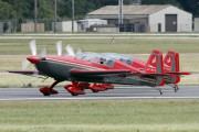 JY-RFD - Royal Jordanian Falcons Extra 300L, LC, LP series aircraft
