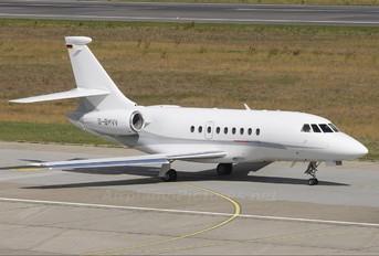 D-BMVV - BMW Flugdienst Dassault Falcon 2000 DX, EX