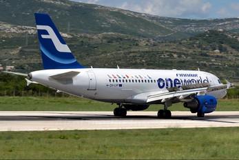 OH-LVF - Finnair Airbus A319