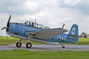 NL109K - Private Grumman TBM-3 Avenger