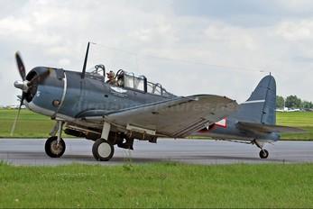 N82GA - Private Douglas SBD-5 Dauntless