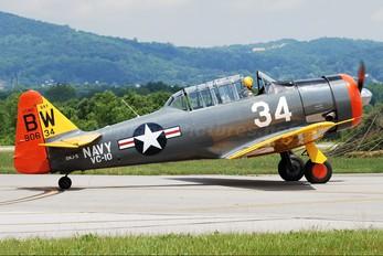 N29965 - Private North American Harvard/Texan (AT-6, 16, SNJ series)