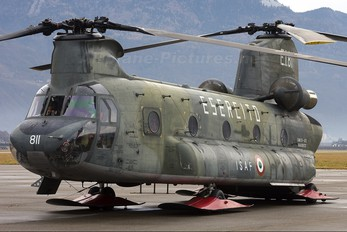 MM80833 - Italy - Army Boeing CH-47C Chinook