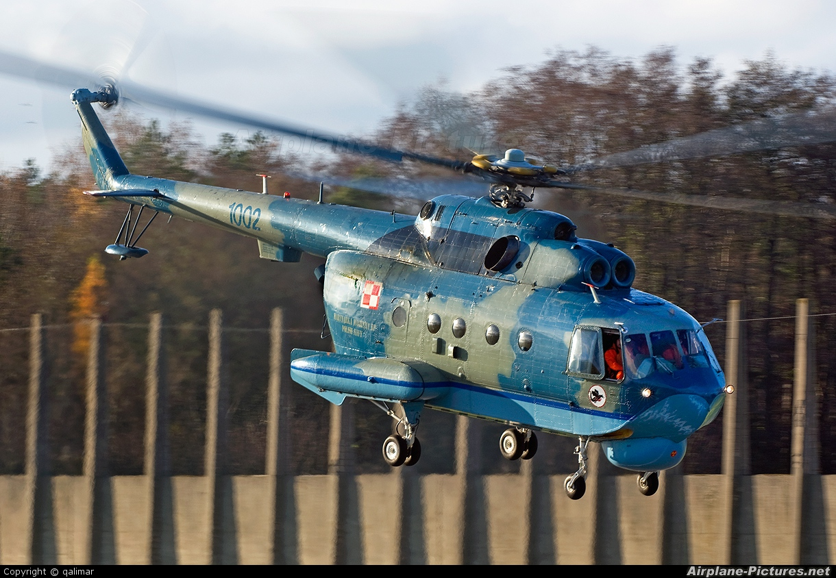 Poland - Navy 1002 aircraft at Undisclosed location