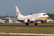 PZ-TCO - Surinam Airways Boeing 737-300 aircraft