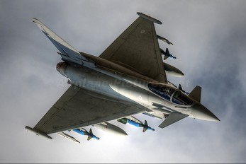 ZJ700 - Royal Air Force Eurofighter Typhoon FGR.4