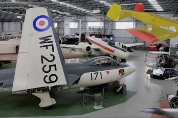 WF259 - Royal Navy Hawker Sea Hawk F.2
