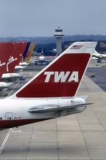 N93117 - TWA Boeing 747-100