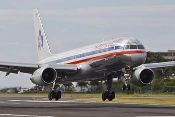 N606AA - American Airlines Boeing 757-200WL
