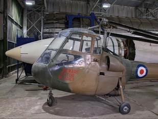 XL762 - British Army Saro Skeeter AOP.12