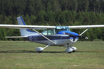 OO-SIG - Private Cessna 182 Skylane (all models except RG)