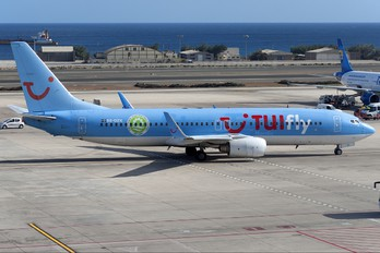 SE-DZK - TUIfly Nordic Boeing 737-800