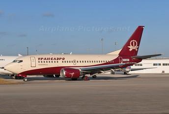 N14655 - Transaero Airlines Boeing 737-500